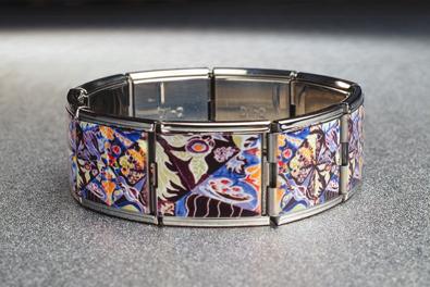 Italian Charm Bracelet